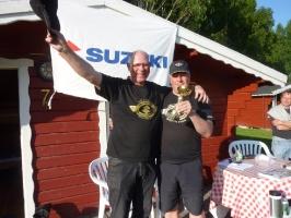 Fredrik Wendel och Björn Ek